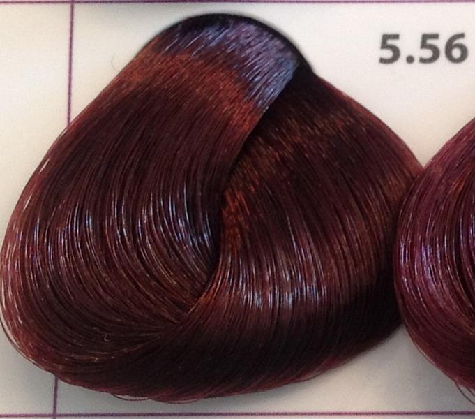 красно фиолетовая краска для волос
