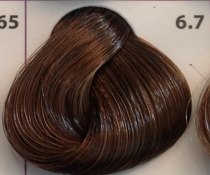 Краска для волос 6.7 фото