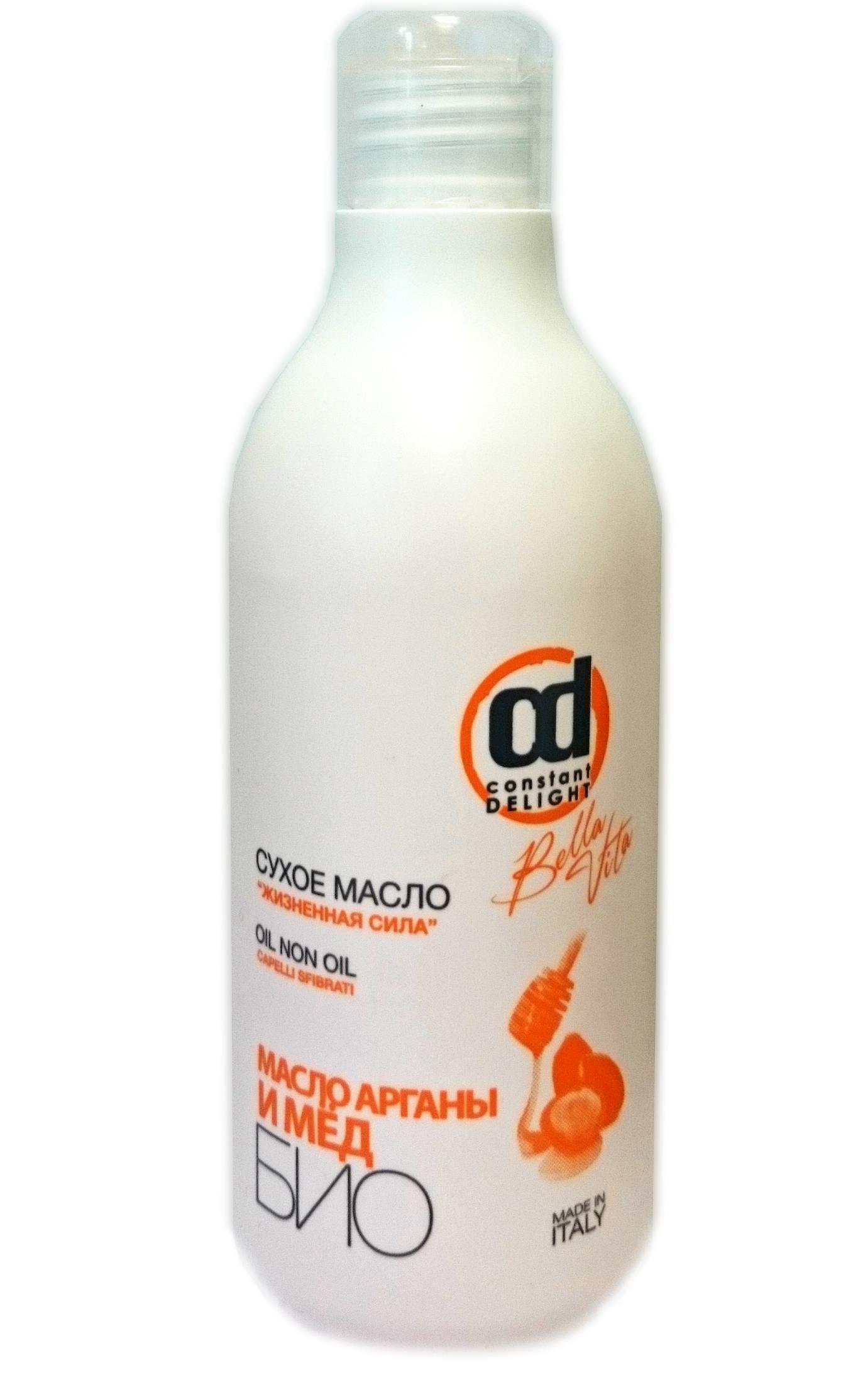 Сухое масло для волос constant delight отзывы